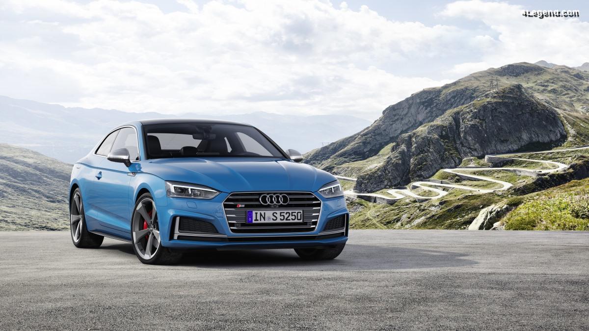 La famille Audi S5 se dote d'un moteur V6 TDI de 347 ch