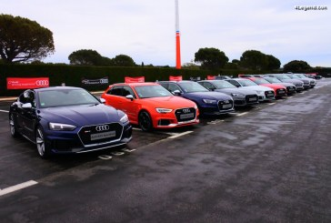 Audi Sport experience 2019 au Castellet – Des essais au top!