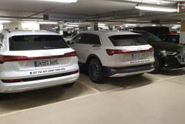 Réduction de la production 2019 de l'Audi e-tron