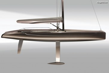 Audi Daysailer de 2009 – Un concept de bateau à voile surprenant