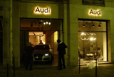 Espace Audi rue Royale : Le premier showroom Audi au centre de Paris