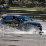 Essai du pneu Goodyear Eagle F1 Asymmetric 5 sur VW Golf R
