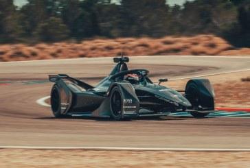 Porsche Motorsport poursuit ses préparatifs de sa Formule E en Espagne