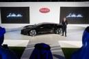 Grandes premières à Dubaï pour les Bugatti « La Voiture Noire » et la Chiron Sport