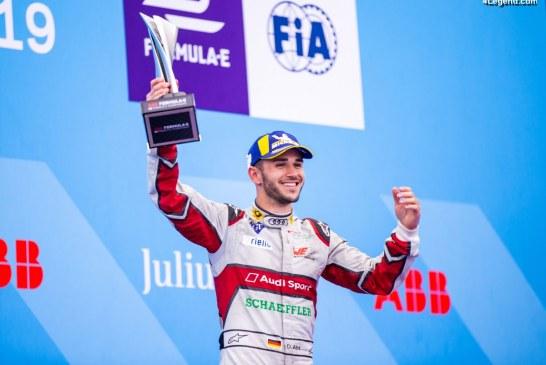 Formule E – Podium pour Audi à l'E-Prix de Paris 2019