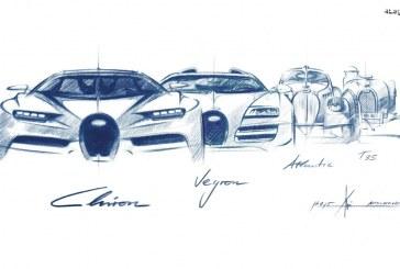 Le design de Bugatti – entre la légende de l'œuf et celle du fer à cheval