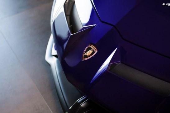 Lamborghini Aventador SVJ personnalisée par Ad Personam