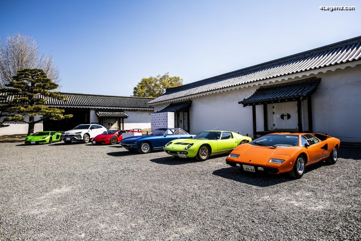 Lamborghini Polo Storico au