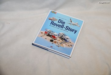 Livre « The Revell Story – A modell of Success » – Delius Klasing
