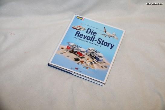 Livre «The Revell Story – A modell of Success» – Delius Klasing