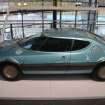 NSU Trapeze Bertone de 1973 – Un étonnant concept car