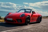 Nouvelle Porsche 911 Speedster 2019 – 1 948 exemplaires