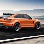 Topcar travaille sur un kit large pour le Porsche Cayenne Coupé