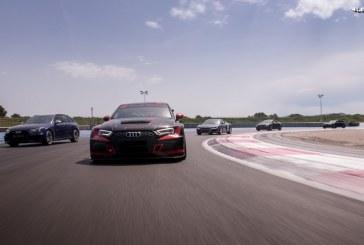 Rassemblement Audi Sport 2019 – Des modèles Audi Sport réunis au Castellet