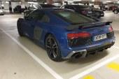 Disparition de l'Audi R8 V10 pour une supercar 100% électrique