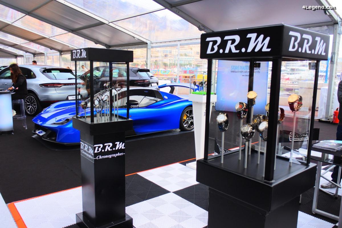 SIAM 2019 - Rencontre avec Bernard Richards des montres BRM Chronographes