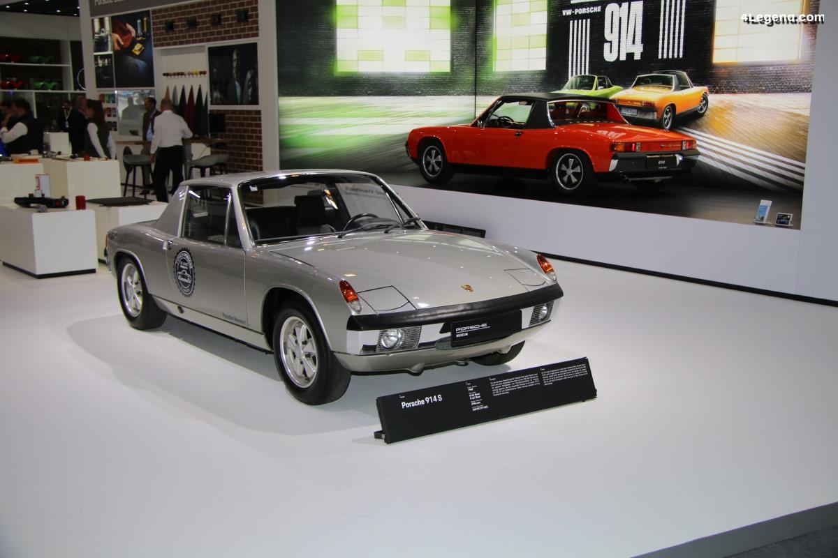 TCE 2019 - Exposition sur les 50 ans de la Porsche 914