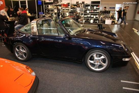 TCE 2019 – Une unique Porsche 911 Targa type 993