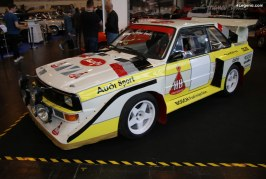 TCE 2019 – Réplique Audi S1 quattro E2 de 1985