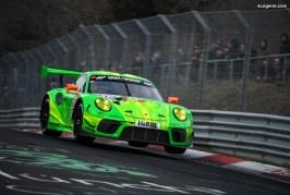 Nombreuses victoires de Porsche 911 RSR, 911 GT3 R et 718 Cayman GT4
