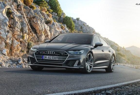 Les Audi S6 et S7 maintenant en version TDI de 349 ch avec un compresseur électrique