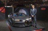 Première nord-américaine de la Chiron Sport «100 ans Bugatti»
