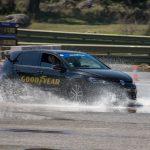 Essai du pneu Goodyear Eagle F1 Asymmetric 5 sur VW Golf R