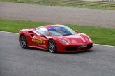 Essai du pneu Goodyear Eagle F1 SuperSport sur Ferrari 488 GTB