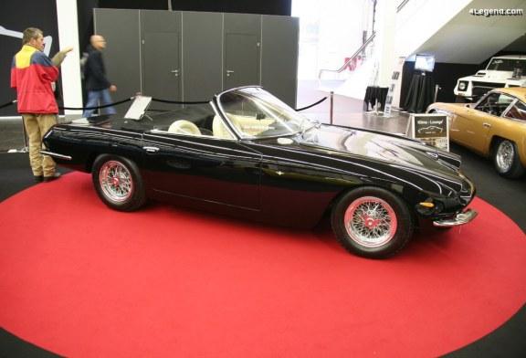 Lamborghini 400 GT Spyder de 1967 – L'un des deux exemplaires existants