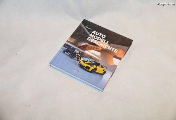 Livre « Auto Modell Geschichte » de Jörg Walz – Edition Delius Klasing