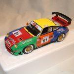 Miniature Porsche 911 GT2 #61 24 Heures du Mans 1998 au 1/18 – GT Spirit