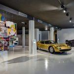 MUDETEC – Le musée Lamborghini de technologie