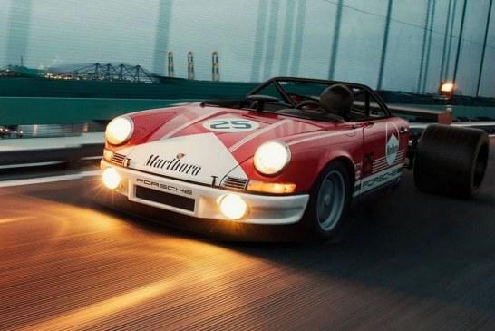 Porsche Half11 – 50% 911 – 50% Formule 1