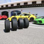 Découverte de la gamme de pneus Goodyear Eagle F1 Series à Ascari