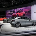 Shanghai 2019 – Première asiatique du Porsche Cayenne Coupé
