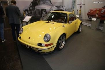 TCE 2019 – Porsche 911 type 993 Restomod par Kaege Retro