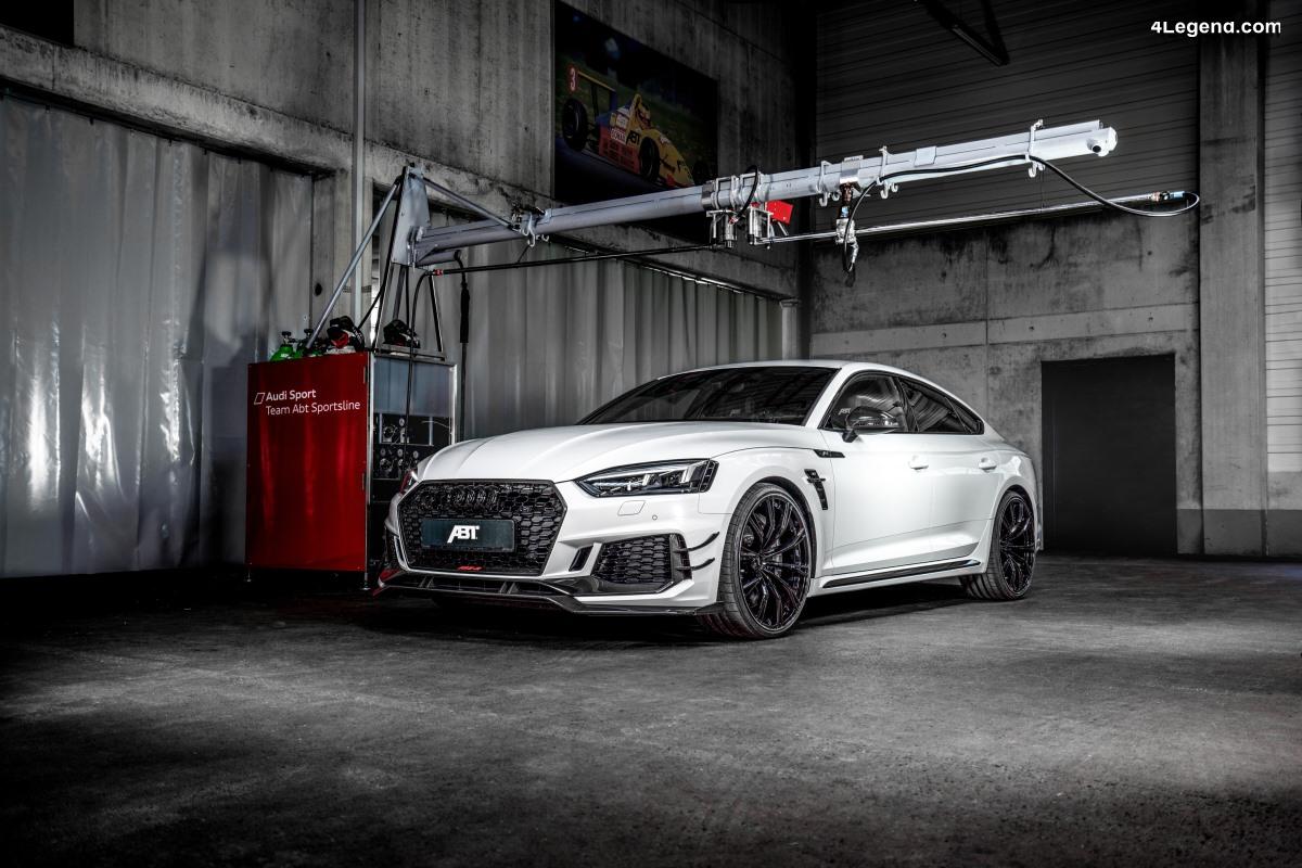 ABT Audi RS5-R Sportback de 530 ch - Limitée à 50 exemplaires