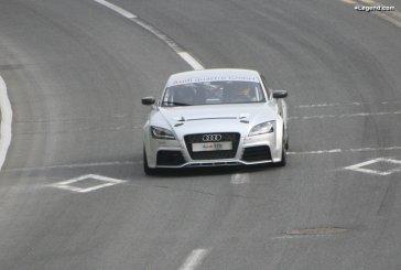 Audi TT GT4 concept de 2010 - Une étude d'un TT pour la course clients