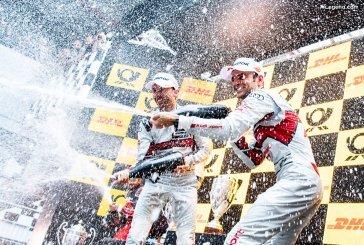 DTM - Nouvelle victoire de René Rast avec son Audi RS 5 DTM à Zolder