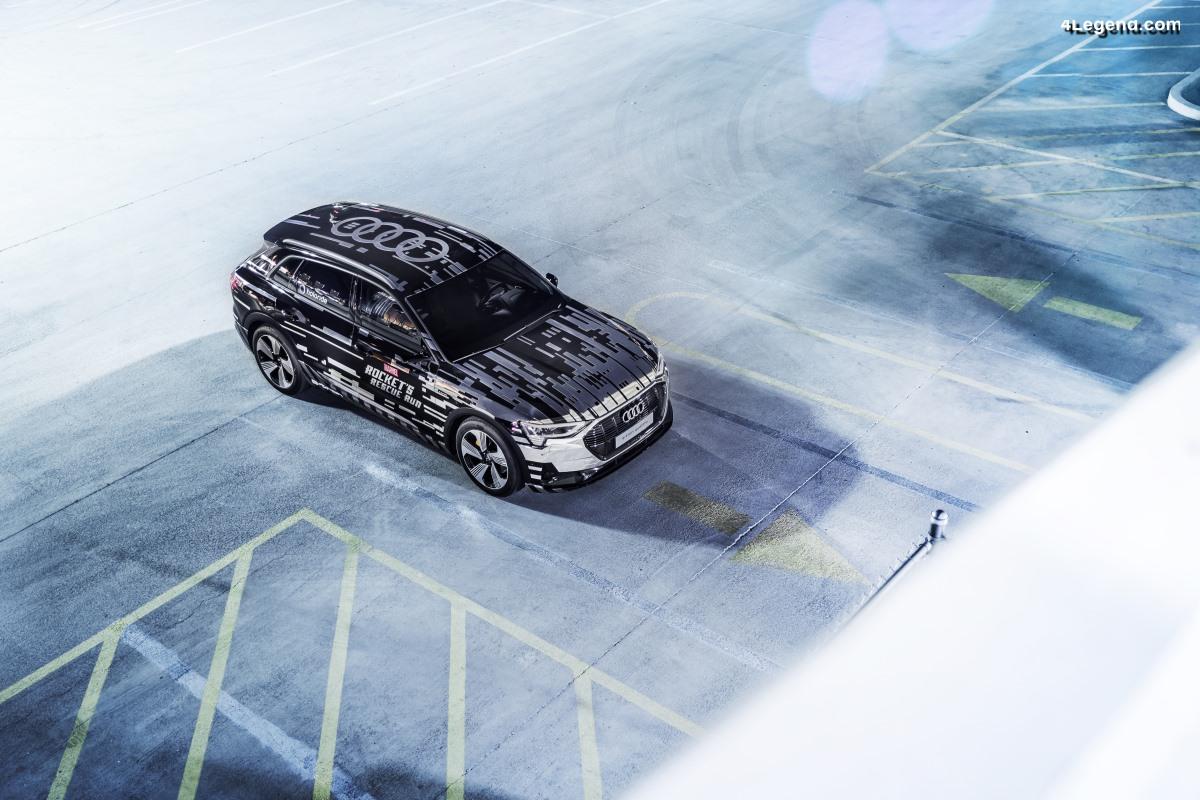 Avec la VR, Audi prépare les techniciens du monde entier pour l'e-tron