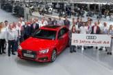 1994 – 2019 : l'Audi A4 fête ses 25 ans