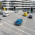 Audi se connecte aux feux de circulation en Europe