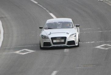 Audi TT GT4 concept de 2010 – Une étude d'un TT pour la course clients