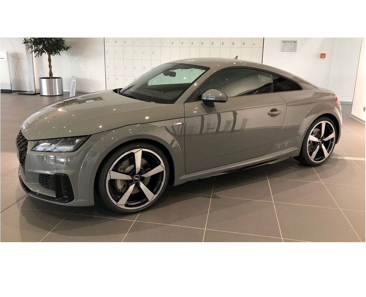 Audi TT Quantum Gray Edition de 2019 - 99 exemplaires