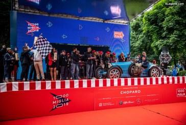 Bugatti au Mille Miglia – Jour 4
