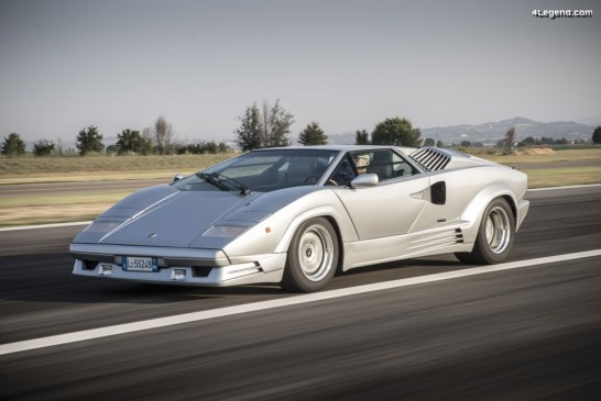 Collaboration entre Lamborghini Polo Storico et Historic Automobile Group International