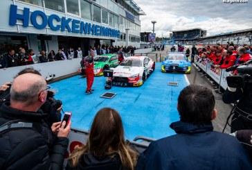 DTM – Un magnifique triplé Audi à Hockenheim