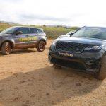 Essai du pneu off-road Goodyear Wrangler DuraTrac sur Range Rover Velar
