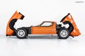 Lamborghini Polo Storico découvre et certifie la Miura P400 du film «The Italian Job»