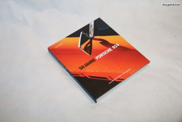 Livre «50 Years Porsche 914» de Jürgen Lewandowski – Delius Klasing
